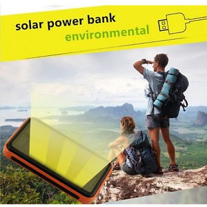 Solar Charger Powerbank