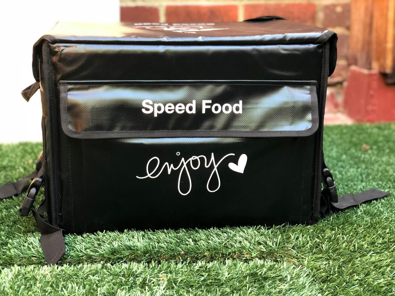 Warm Food delivery bag