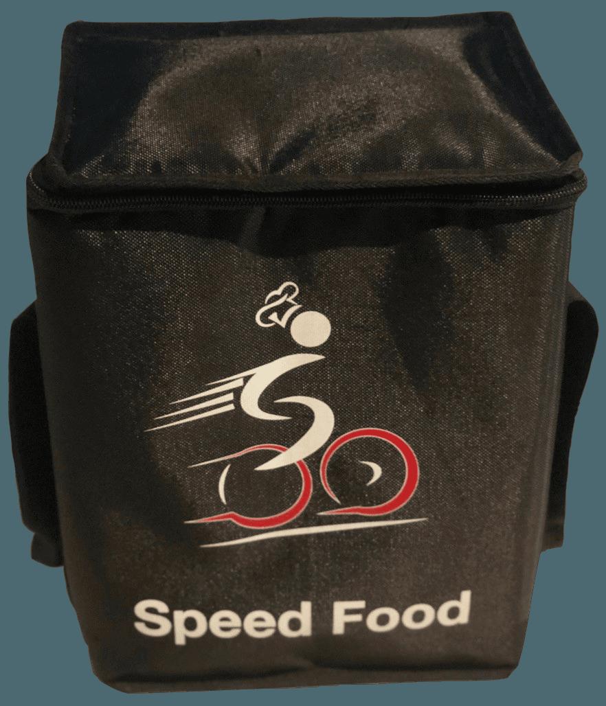 Small compact food bag