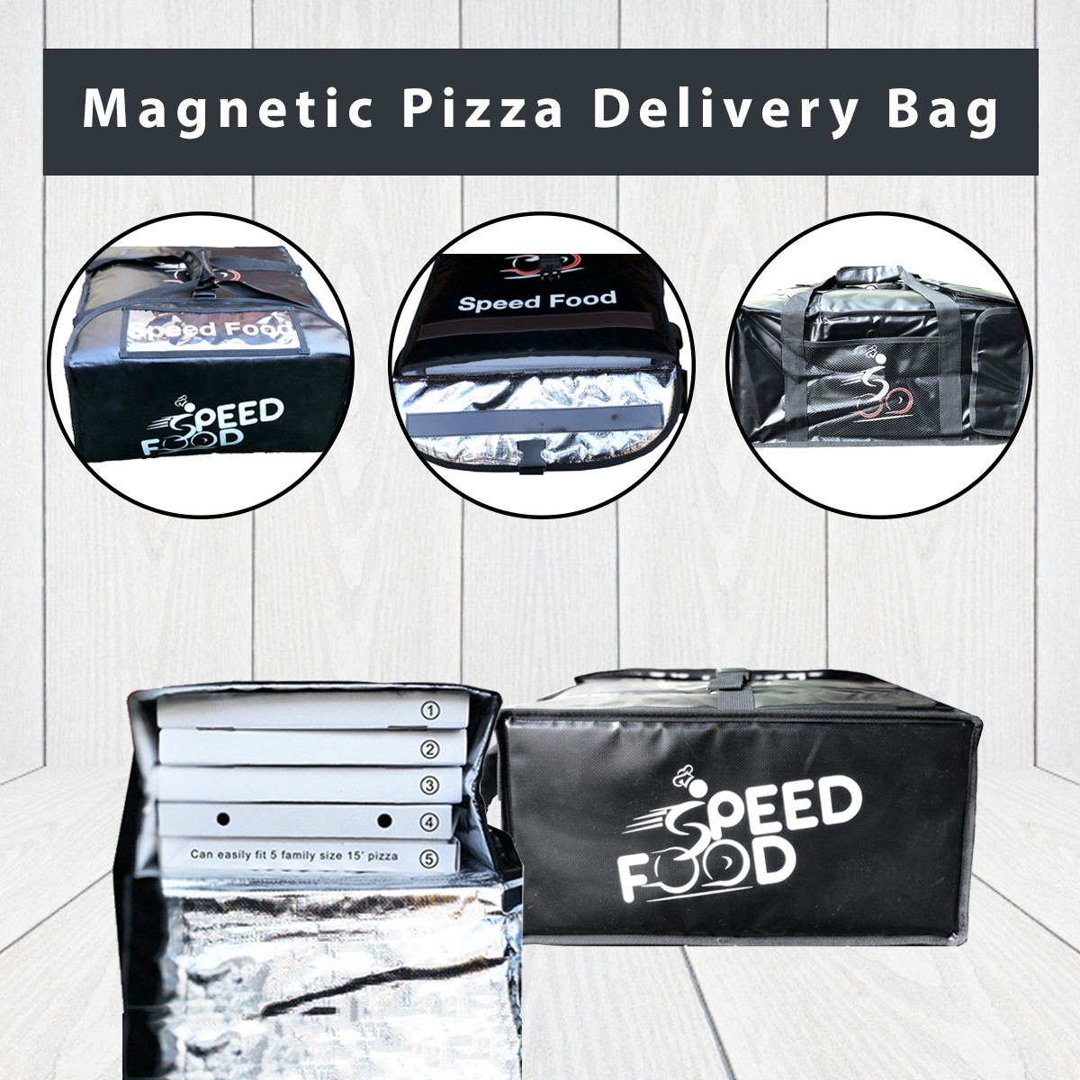 Food Delivery Bag