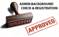 ADMINISTRATION, BACKGROUND CHECK & REGISTRATION FEE