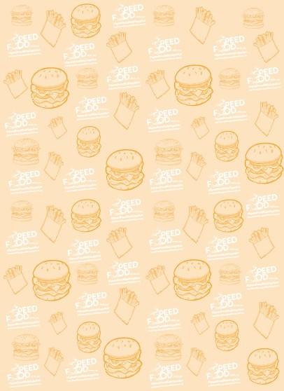 Burger wrap paper
