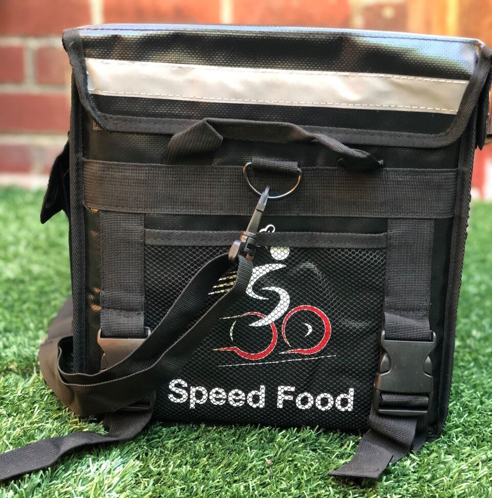 Magnetic food bag