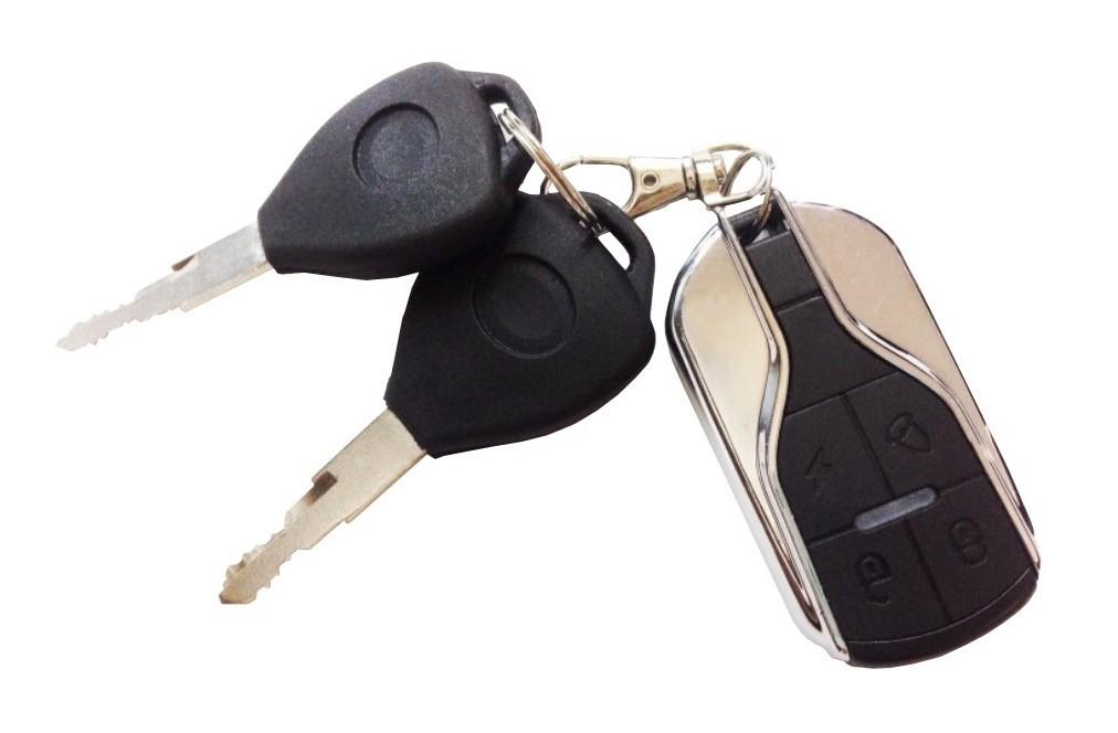 E-bike Key
